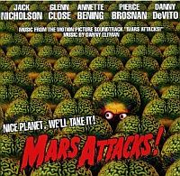 Soundtrack - Mars Attacks