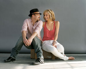Sugarland; Foto: Kate Powers