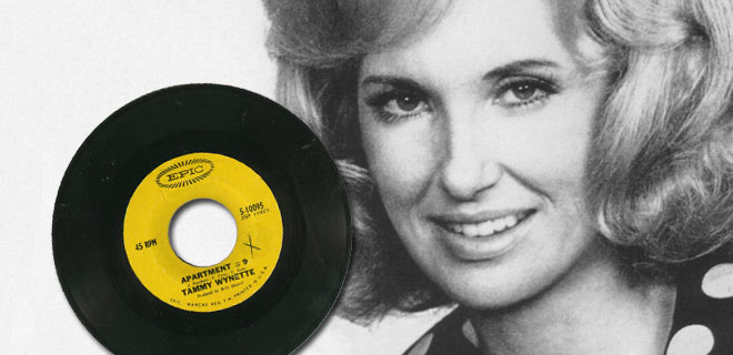 Tammy Wynette - Apartment Number 9