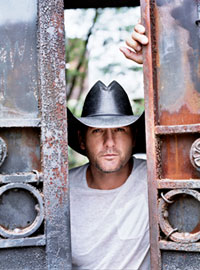 Tim McGraw; Foto: Danny Clinch