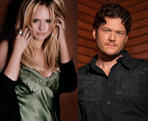 Miranda Richards & Blake Shelton