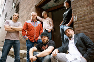 Zac Brown Band; Foto: Jeffrey Skillings