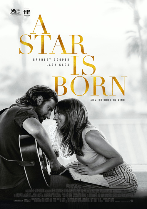 Filmplakat: A Star is Born