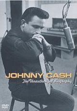 Johnny Cash The Unauthorized Biography Cover
