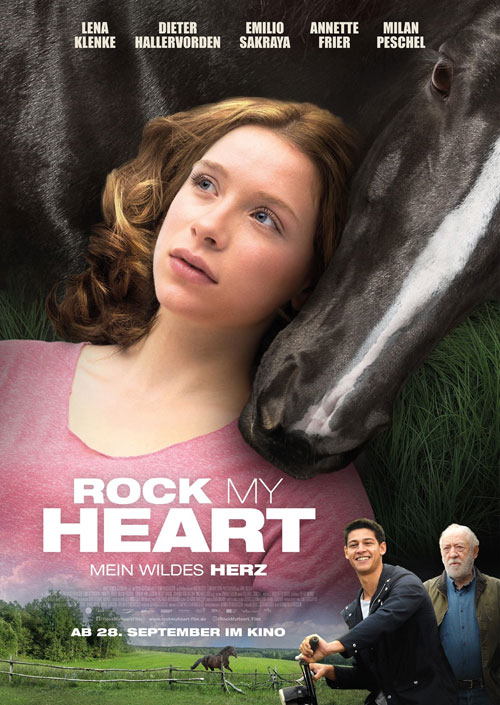 Filmplakat:Rock My Heart