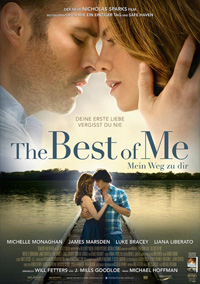 Filmplakat: The Best of Me - Mein Weg zu Dir