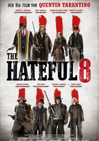 FilmPlakat: The Hateful Eight