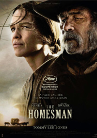 Filmplakat: The Homesman