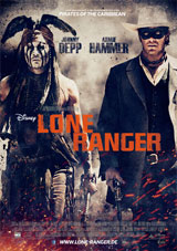 Filmplakat: The Lone Ranger