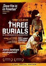 Three Burials Cover